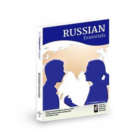 Essentials Russian Language Learning Program Software and MP3 Audio Win & (Best Photography Programs For Mac)