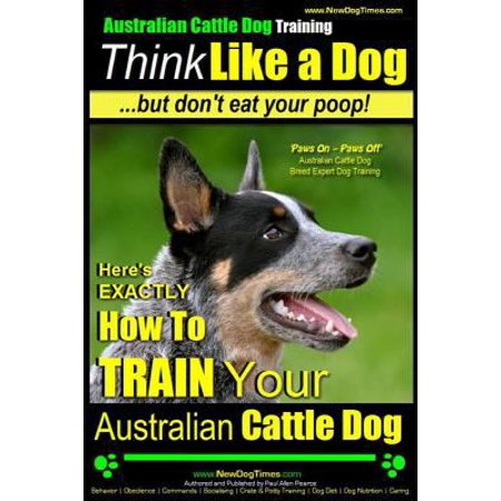 Australian Cattle Dog Training Think Like Me    But Dont Eat Your Poop   Heres Exactly How To Train Your Australian Cattle Dog
