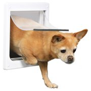Trixie Pet Products TRIXIE Extra Small/ Small 2-way Dog Door