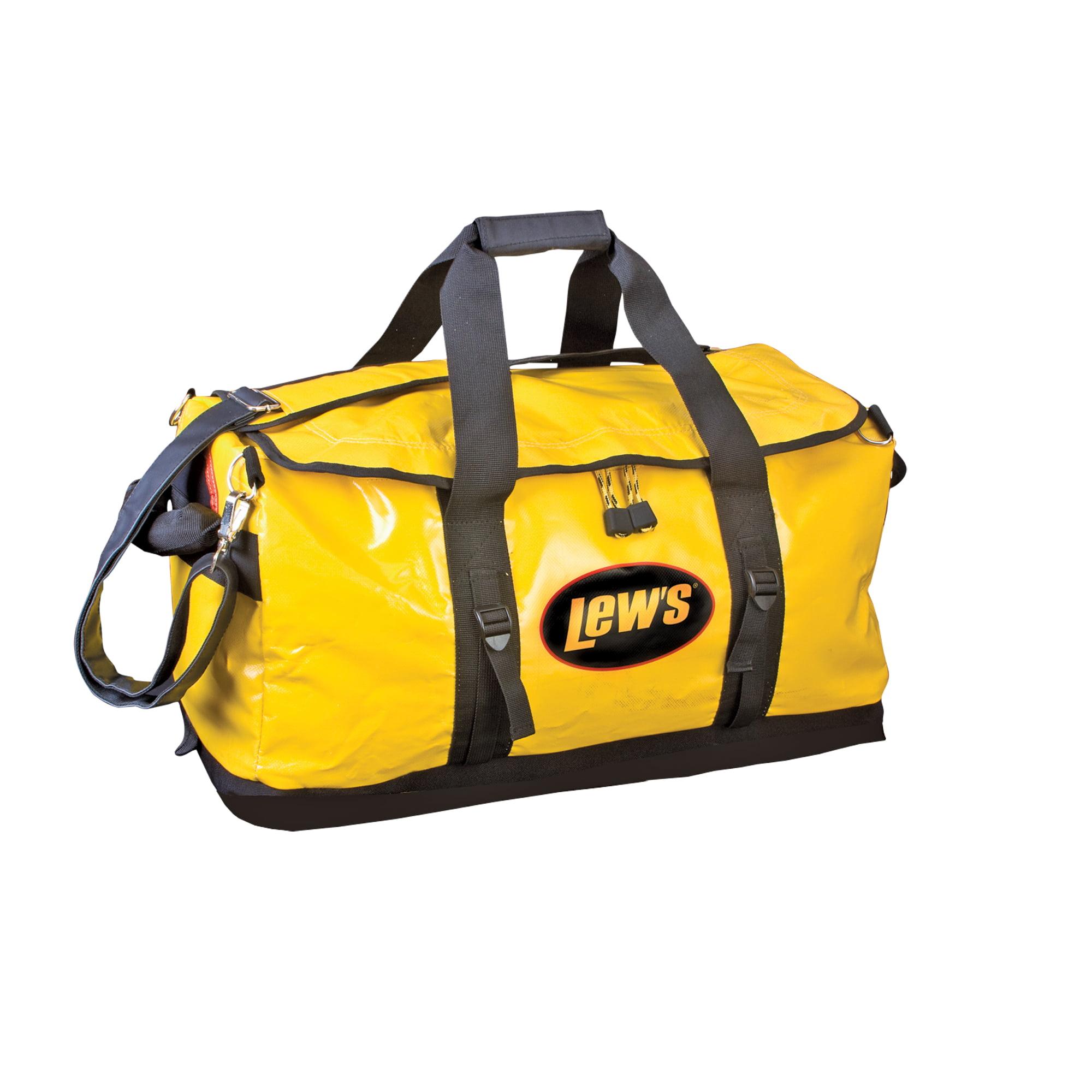 Lews Fishing Lew's Speed Boat Bag Yellow/Black, 24