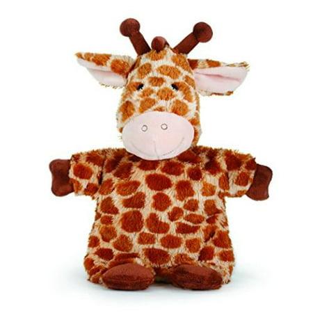 Nat and Jules Giraffe Puppet - Gino Plush - Giraffe Puppet