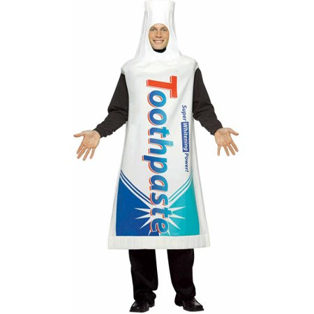 TOOTH PASTE - Tooth Costumes