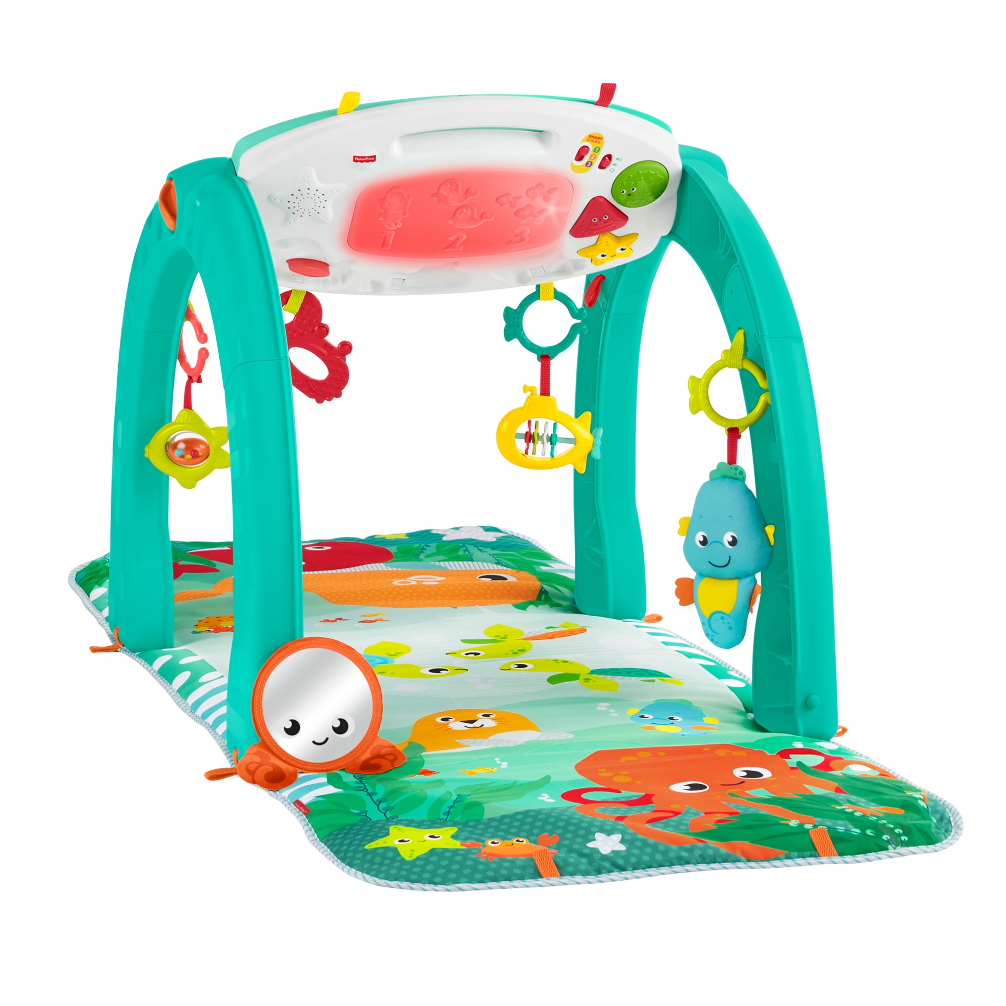 Fisher-Price 4-in-1 Transforming Ocean Activity Center