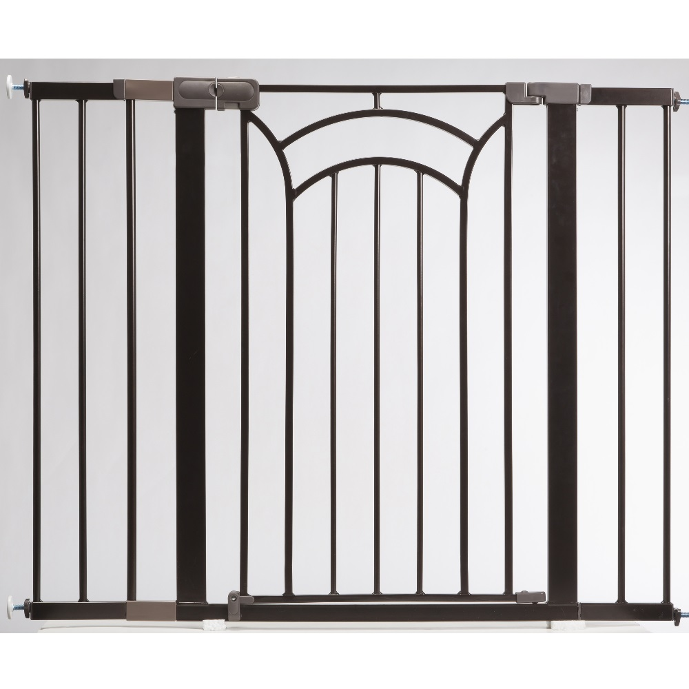 "Safety 1st Decor Easy Install Tall & Wide Gate, 36"" High, Fits Spaces between 29"" and 47"" Wide"