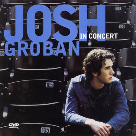 Josh Groban in Concert (CD & DVD) (Smart Pak) (CD)