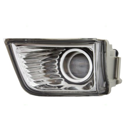 Drivers Fog Light Bumper Mounted Lamp Replacement for Toyota SUV -