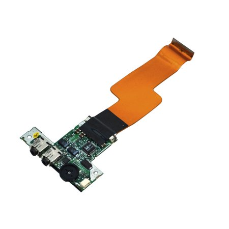 Averatec 5110 5100 Averatec 50-70820-04 Laptop Audio Jack I/O Boards- Video Audio USB IR DC TV PWR - Used Like New