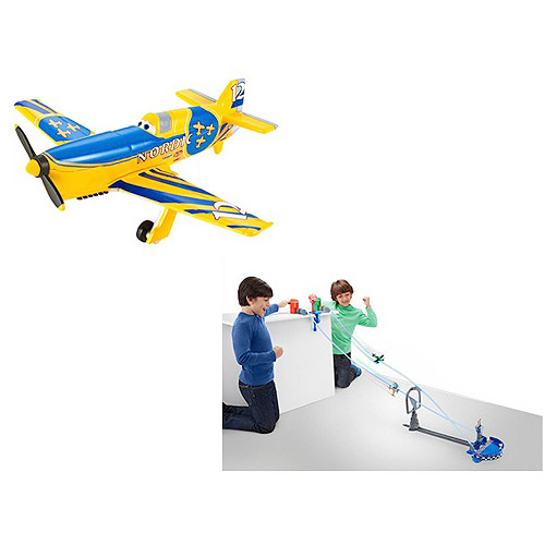 Disney Planes Vehicle and Racetrack Set Bundle