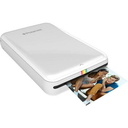 Polaroid Zip Mobile Instant Photo Printer, White