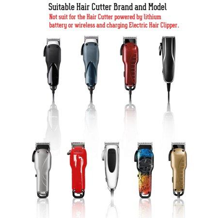 Ejoyous 8 tailles Color Limit Peigne Tondeuse Guide de Coupe de Cheveux Guide de Coupe Attachement, Peigne Taille, Peigne Limite de Cheveux, Peigne Taille - image 6 de 8