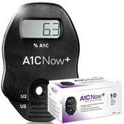 Now A1C Test Kit A1C Diabetes Monitoring Blood Sample 10 Tests
