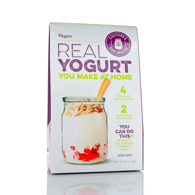 Vegan Yogurt Starter