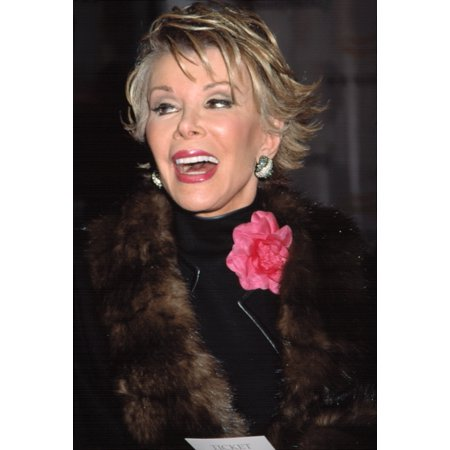 Joan Rivers At Michael J Fox Foundation Benefit Ny 1282001 By Cj Contino Celebrity