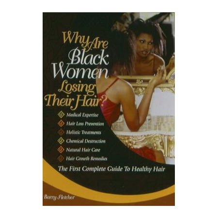 Why Are Black Women Losing Their Hair - eBook