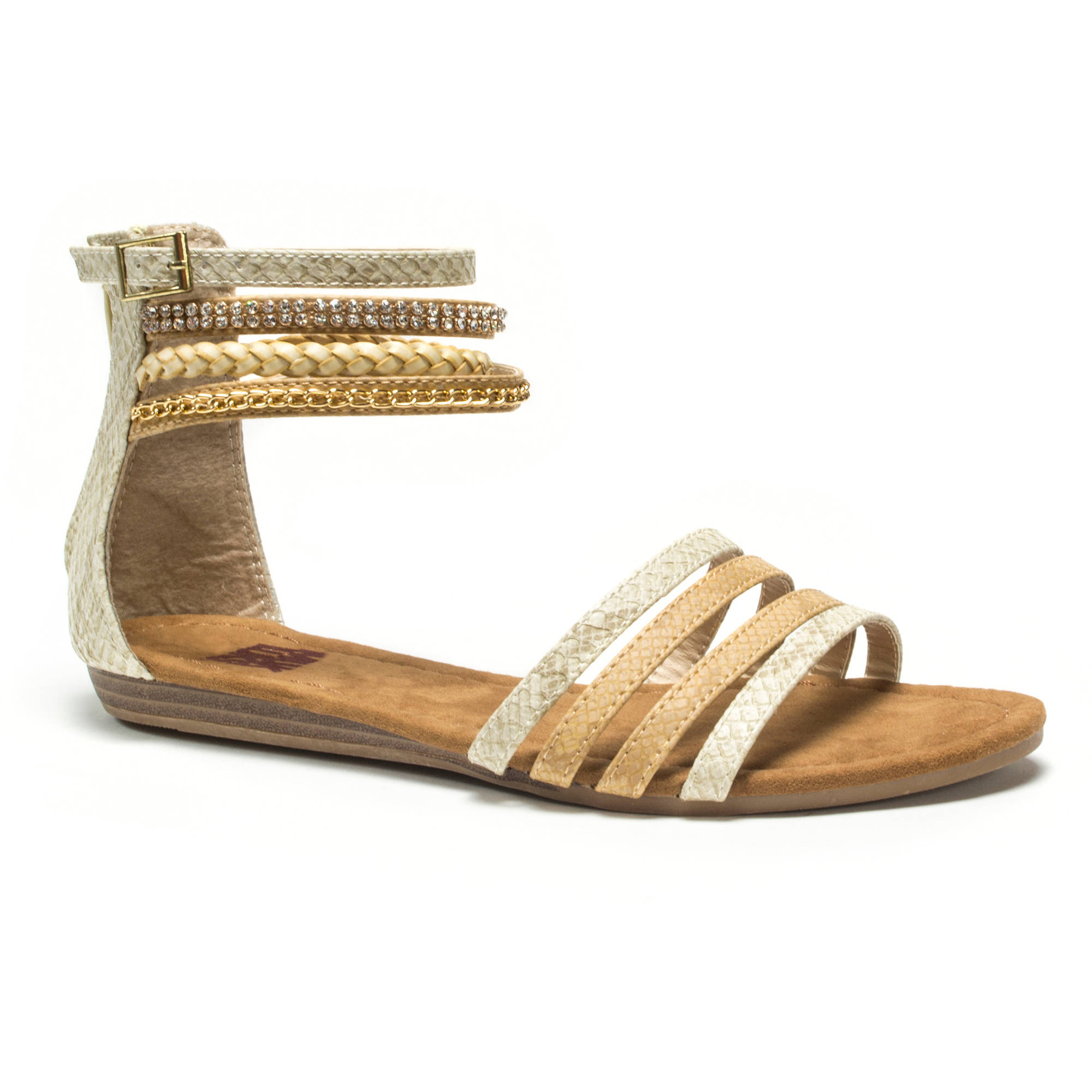 MUK LUKS® Courtney Beaded Sandal
