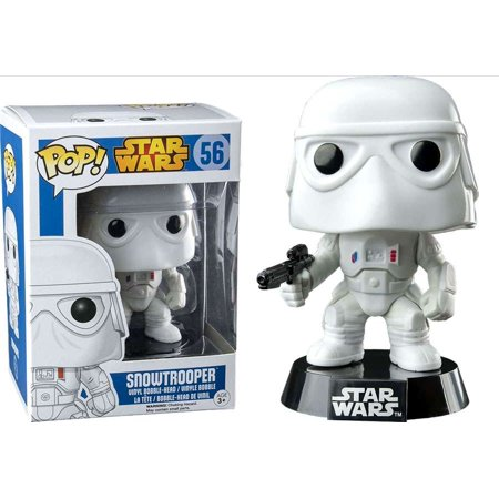 Funko POP! Star Wars Snowtrooper Vinyl Bobble Head Bobble Head Collectibles