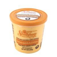 Shullsburg Creamery Horseradish Aged Cheddar Cold Pack Cheese Spread, 8 Oz.
