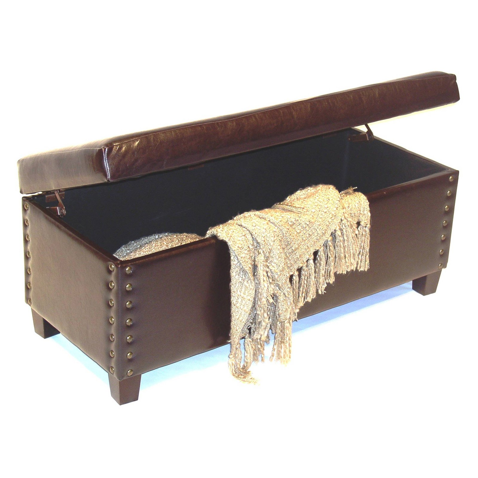 4D Concepts Virginia Storage Bench