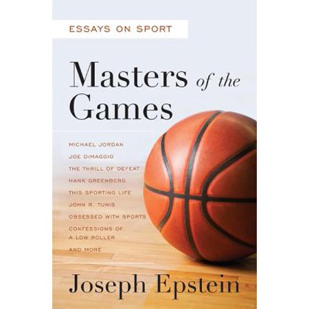 Masters of the Games : Essays and Stories on Sport - Essay Halloween Story