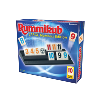 Rummikub large number edition - the original rummy tile game