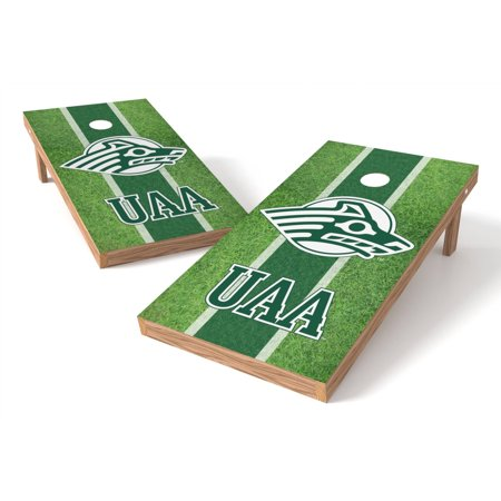 Wild Sports Collegiate Wyoming Shield 2x4 Field Grass Tailgate Toss XL Game (Kermit The Frog And Miss Piggy Costumes)