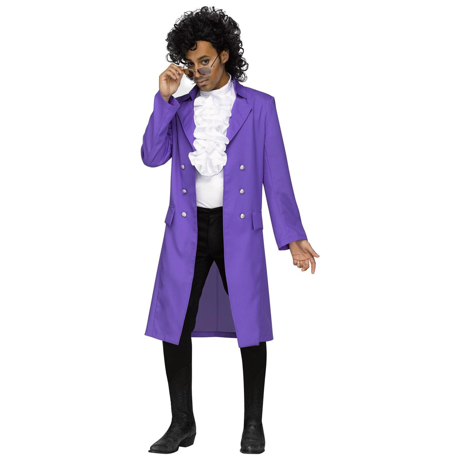 pop star men's adult halloween costume - walmart
