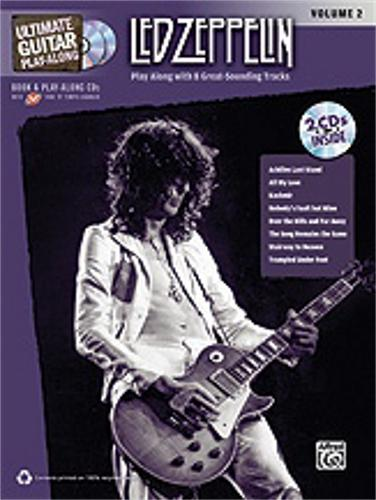 Click here to buy Alfred 00-32425 UPA LED ZEPPELIN GTR V2-BK&2CD by Alfred.