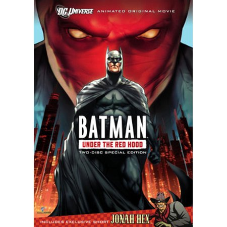 5ea8667298718 Batman: Under the Red Hood (DVD) - Walmart.com