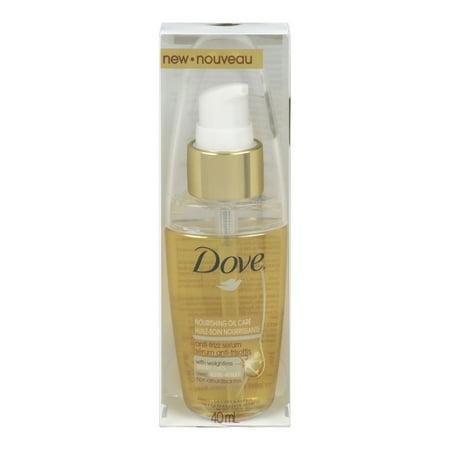 Dove Nourishing Oil Care Anti Frizz Serum Hair Oil - image 1 of 1