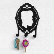 Cameo Vignettes Wall Mount Key Hook Rack