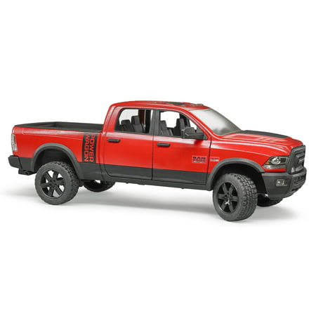 BRUDER RAM 2500 Pickup Truck - Wooden Pickup Truck