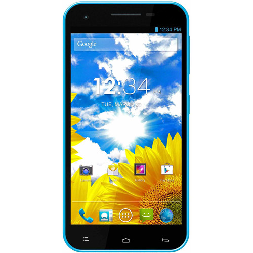 BLU Studio 5.5 D610a Unlocked GSM Dual-SIM Android Cell P...