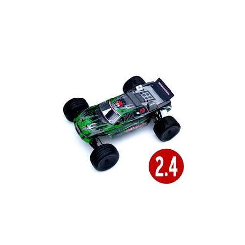 Redcat Racing TWISTER-XTG-GREEN Twister XTG . 1 Scale Electric 2-Wheel Drive Stadium Truck