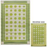 Koko Company Dots 4 x 6 ft. Indoor/Outdoor Floor Mat