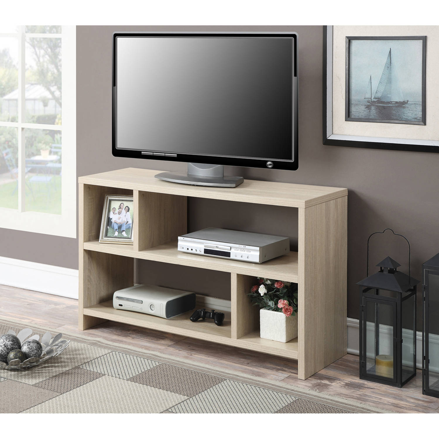 "Convenience Concepts Designs2Go Northfield TV Stand Console for TVs up to 46"", Multiple Colors"
