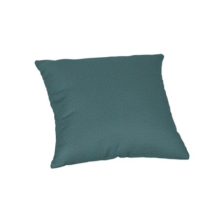 "Sunbrella 20"" Throw Pillow - Cast Lagoon"