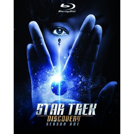 Star Trek Discovery: Season One (Blu-ray)