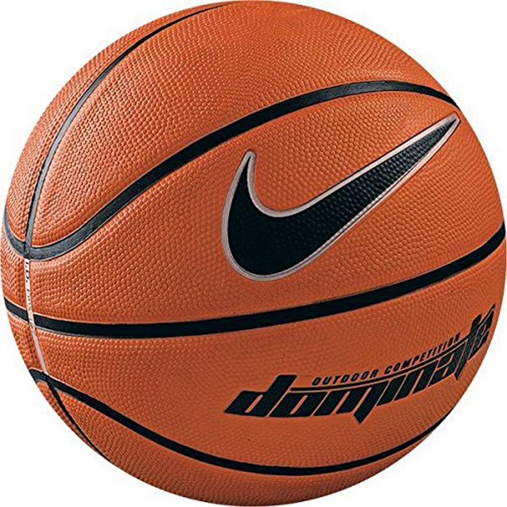 Nike Dominate Basketball, Brown, 7