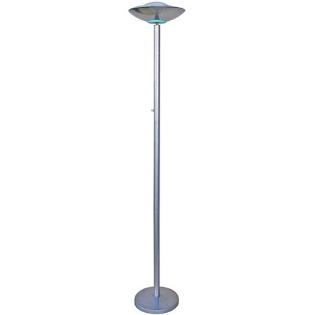 Ore international 190w halogen torchiere floor lamp silver ore international 190w halogen torchiere floor lamp silver mozeypictures Image collections