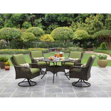 Better homes and gardens amelia cove 5 piece dining room for Better homes and gardens dining room ideas