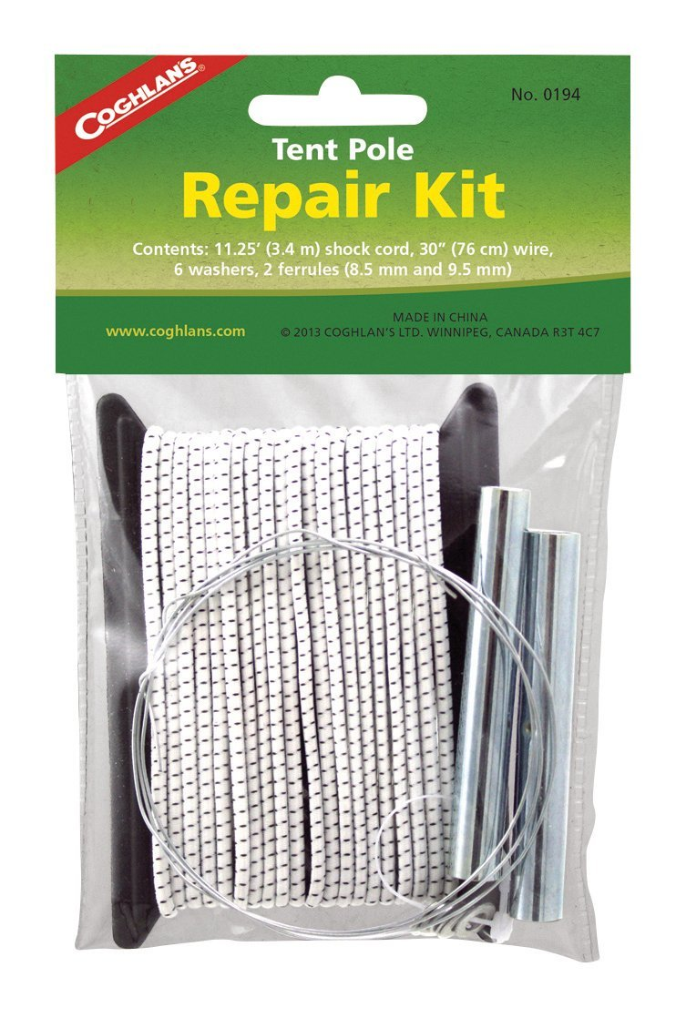 Coghlanu0027s 194 Tent Pole Repair Kit By Coghlans  sc 1 st  Walmart & Coghlanu0027s 194 Tent Pole Repair Kit By Coghlans - Walmart.com