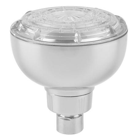 Durable LED Light Shower Heads 7 Colors Changing Faucet Bathroom Showerhead - image 4 de 7