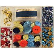 Buttons Galore LL Embellishment Kit AdventureatSea