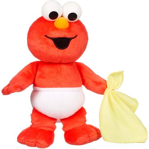 Playskool Sesame Street Baby Sniffles Elmo
