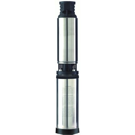 Flotec Fp2232 2 Wire Submersible Well Pump  15 6 Gpm  1 Hp  230 V  20 A  60 Hz