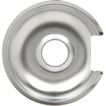 8 Chrome Drip Pan (8GE, Range Chrome 8