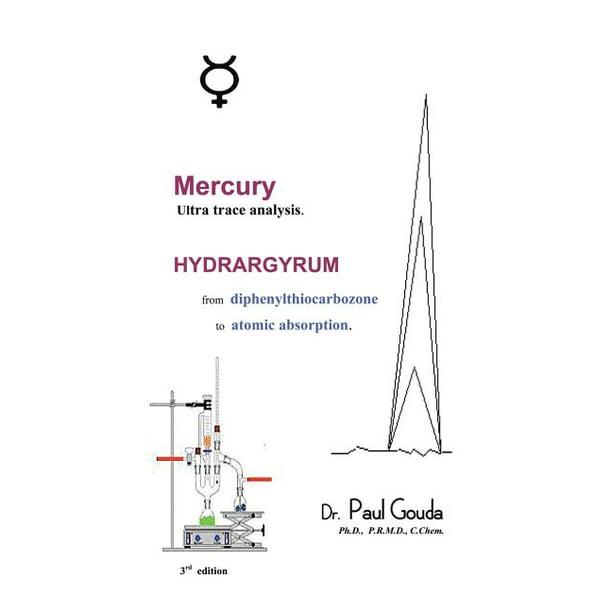 Mercury, Ultra Trace Analysis : Hydrargyrum, from