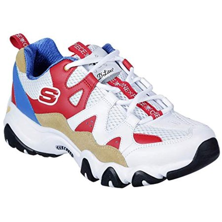 7c6a1f5af61a Skechers X One Piece Men S D Lites 2 Low Top Sneaker Shoes