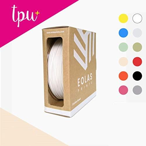 Monoprice MP Specialty 3D Printer Filament Copper Fill 1.75 0.5kg//Spool 133897