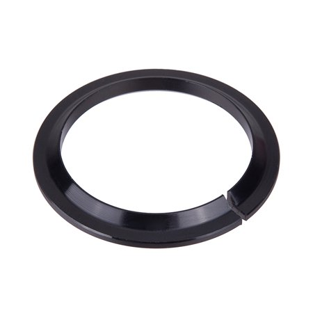 Bicycle Tapered Fork Open Crown Race Replacement Headset Base Ring for 1.5 inch Fork 52mm 54mm Bike Headset - Bike Race Halloween Level
